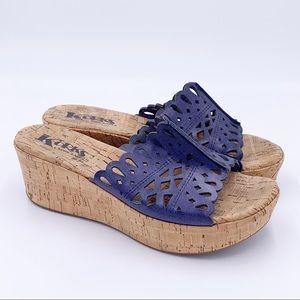 KORKS BY KORK EASE Arnelle Wedge Sandal 8m
